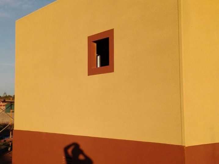 Unifamiliar Villarreal. Casas de Acero